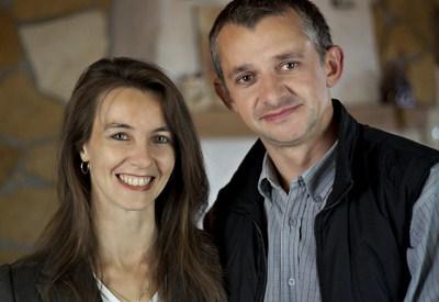 Agnieszka i Jakub Kołodziejowie